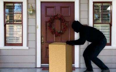 Porch Pirates in the New Year